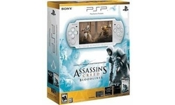 Sony PSP Slim & Lite Silver + Assassin's Creed Bloodlines