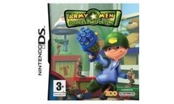 Army Men, Soldiers of Misfortune (Nintendo DS)