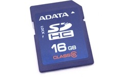 Adata 16GB SDHC Turbo Series Class 6