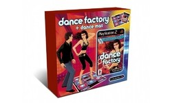 Dance Factory + Dance Mat (PlayStation 2)