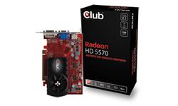 Club 3D Radeon HD 5570 1GB