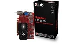 HIS Radeon HD 5570 512MB