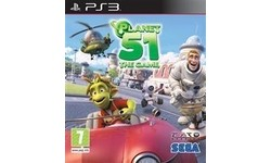 Planet 51, The Game (PlayStation 3)