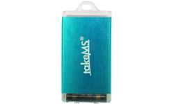 takeMS MEM-Drive Smart 16GB Turquois