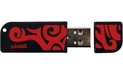 takeMS MEM-Drive Tribal Red 4GB