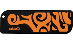 takeMS MEM-Drive Tribal Orange 8GB