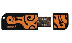 takeMS MEM-Drive Tribal Orange 16GB