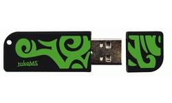takeMS MEM-Drive Tribal Green 16GB