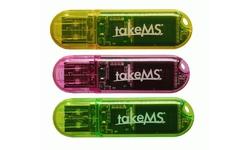 takeMS MEM-Drive Colorline 8GB Pink
