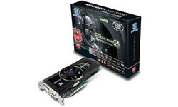 Sapphire Radeon HD 5830 1GB (COD MW2 Edtition)