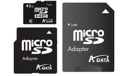 Adata 8GB MicroSDHC Turbo Series Class 6