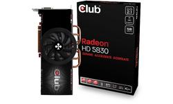 Club 3D Radeon HD 5830 1GB