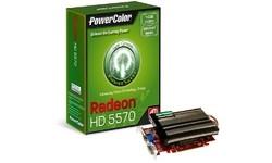 PowerColor Radeon HD 5570 Go! Green 1GB