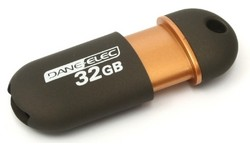 Dane-Elec Cap'less 32GB