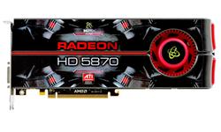 XFX Radeon HD 5870 XXX 1GB (XFX design)