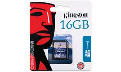Kingston Class 4 SDHC 16GB