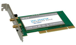 Icidu NI-707523 PCI-Card 300N