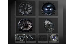 Aerocool RS12 Carbon Fiber Black