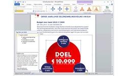 Microsoft Office Home & Student 2010 NL (PKC)