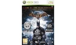 Batman: Arkham Asylum, Game of the Year Edition (Xbox 360)
