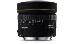 Sigma 8mm f/3.5 EX DG Circular Fisheye (Canon)
