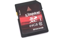 Kingston Ultra SDXC Class 10 64GB