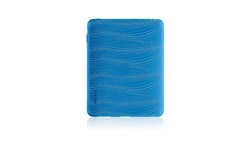 Belkin Grip laser-etched silicon for iPad Blue