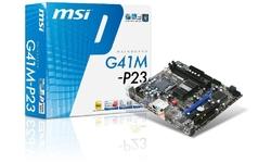 MSI G41M-P23
