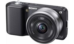 Sony NEX-3 16mm kit Black