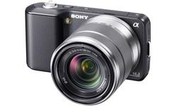 Sony NEX-3 18-55mm kit Black