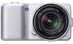 Sony NEX-3 18-55mm kit Silver