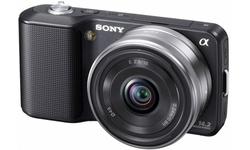 Sony NEX-3 16mm + 18-55 kit Black