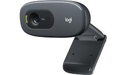 Logitech HD Webcam C270 Black