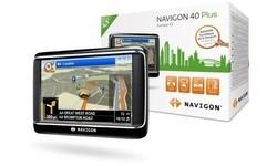 Navigon 40 Plus Europe