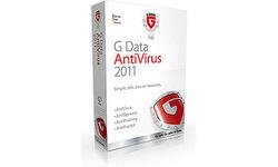 G Data AntiVirus 2011 EN 3-user