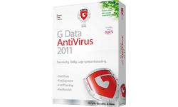 G Data AntiVirus 2011 NL 3-user