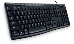 Logitech K200 Media Keyboard