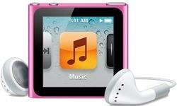 Apple iPod Nano V6 8GB Pink