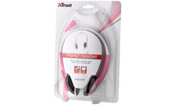 Trust Primo Headset Pink