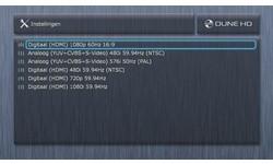 HDI Dune HD Lite 53D Wireless