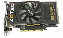 Zotac GeForce GTS 450 AMP! Edition 1GB