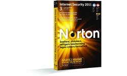 Symantec Norton Internet Security 2011 NL Upgrade 3-user