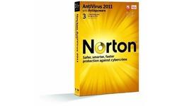 Symantec Norton AntiVirus 2011 EN 3-user