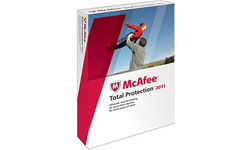 McAfee Total Protection 2011 NL 3-user