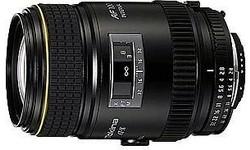 Tokina AT-X M100 AF Pro D 100mm f/2.8 Macro (Nikon)