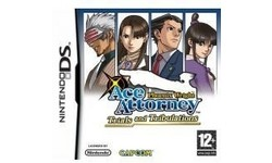 Ace Attorney, Trials and Tribulations (Nintendo DS)