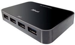 Trust SuperSpeed 4-port USB 3.0 Hub