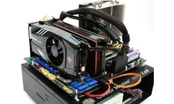 AMD Radeon HD 6850 CrossFireX
