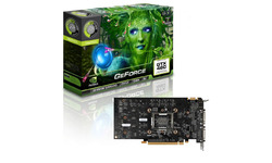 Point of View GeForce GTX 460 A4 768MB
