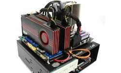 AMD Radeon HD 6870 CrossFireX